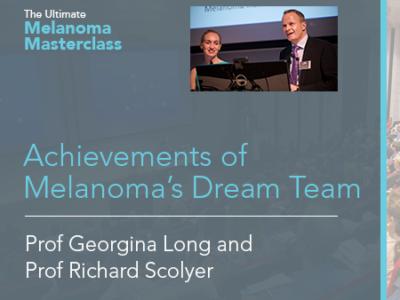 Achievements of Melanoma's Dream Team  | 18 mins