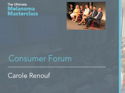 Consumer Forum | 30 min
